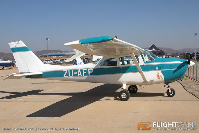 Cessna 172 Skyhawk ZU-AFP Wonderboom Airport FAWB