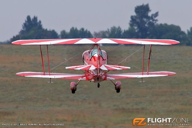 Pitts Special S-2S ZS-UTB Vereeniging FAVV
