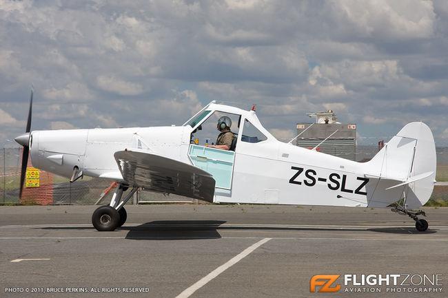 Piper PA-25-235 Pawnee ZS-SLZ