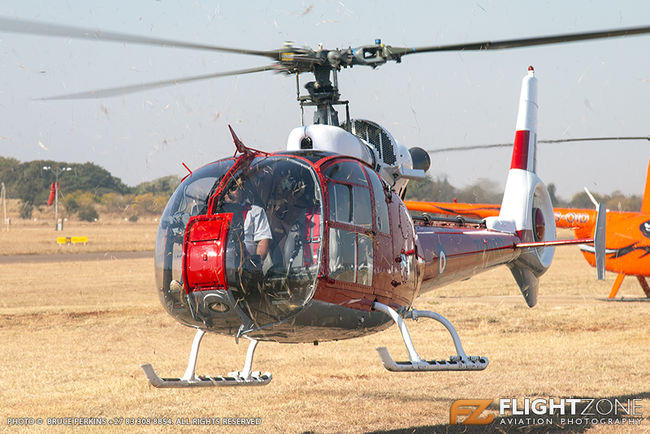 Aerospatiale SA-341 Gazelle ZU-RMD Wonderboom Airport FAWB