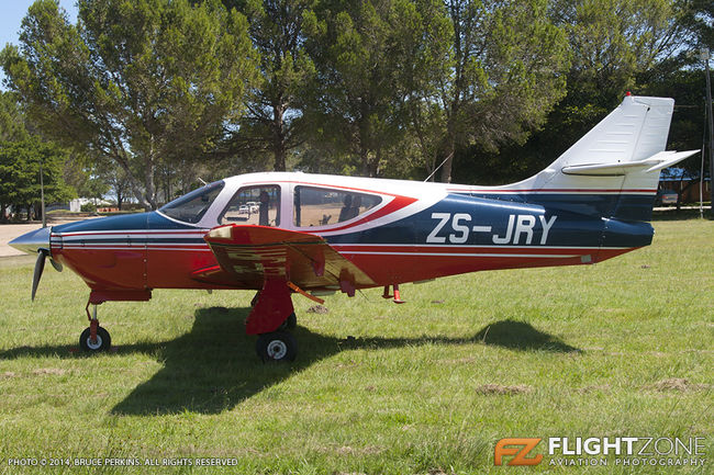Rockwell Commander 112 ZS-JRY Port Alfred Airfield FAPA