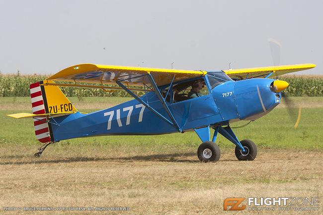 KFA Bushbaby ZU-FCD Petit Airfield FARA