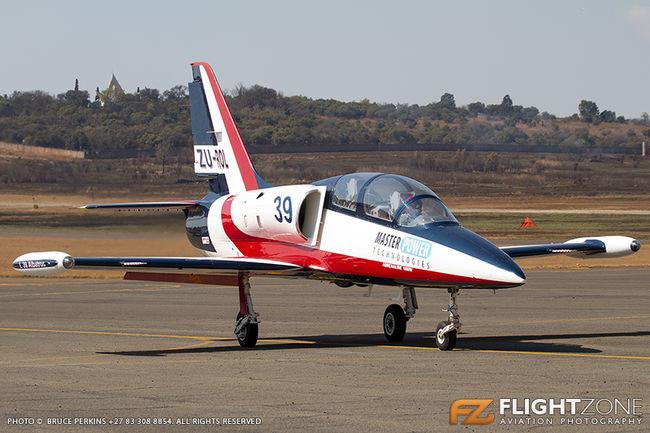 Aero L-39 Albatross ZU-ROL Swartkops Air Force Base FASK