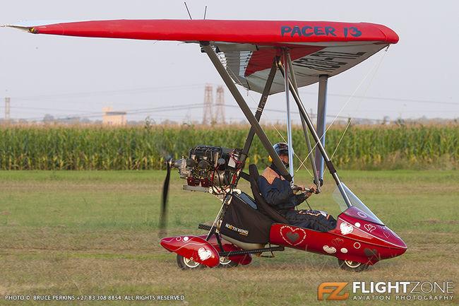 Northwing Design MAV447L ZU-DOV Petit Airfield FARA