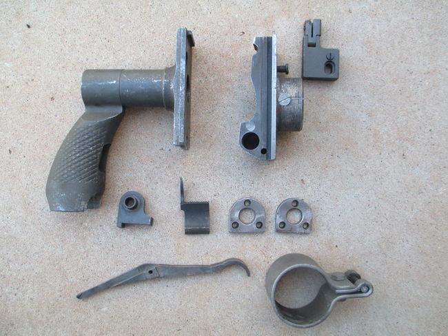 FS: USGI M1919 Parts Lot + Demils $135 ppd - G503 Military Vehicle