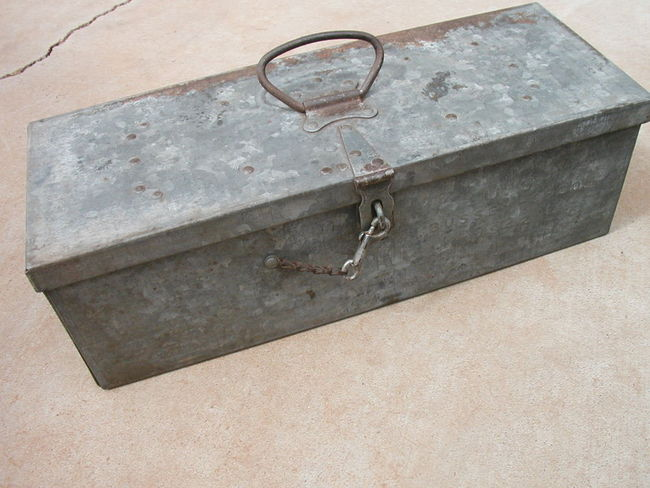 FS: WW2 M1937 Field Range Tool Box $40 SOLD - G503 Military