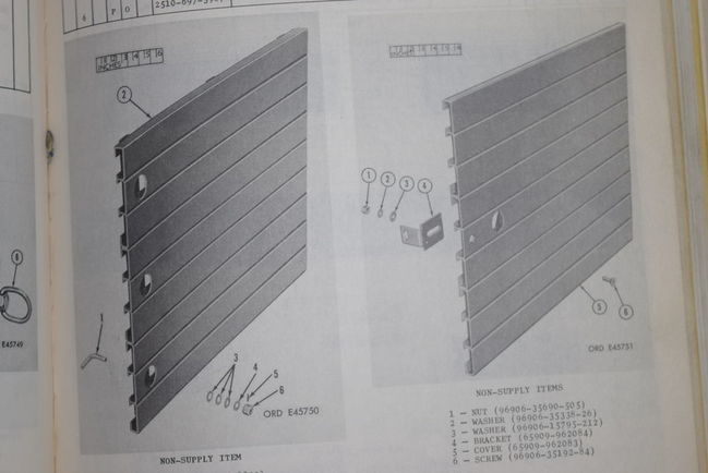 M274 Deck Covers