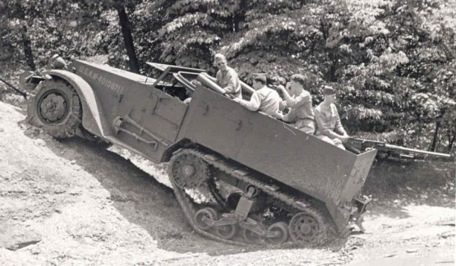 halftrack track grousers - G503 Military Vehicle Message Forums