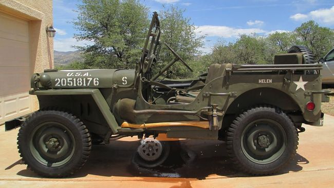 ec8e08059 FS   45 MB 417508 in SE AZ -- SOLD - G503 Military Vehicle Message ...