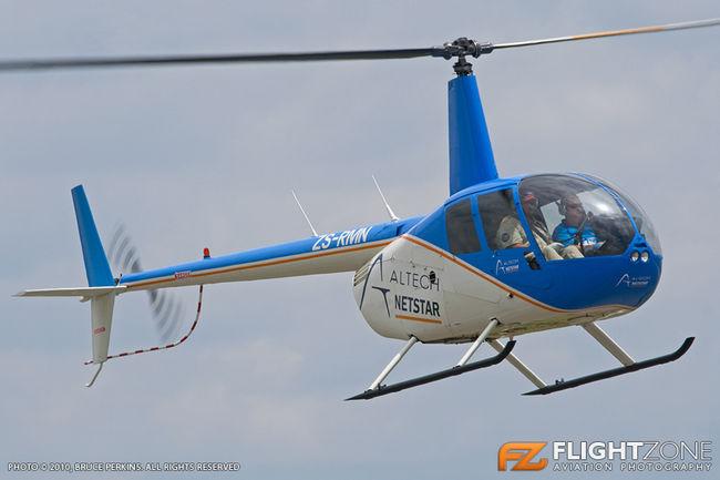 Robinson R44 ZS-RMN Rand Airport FAGM