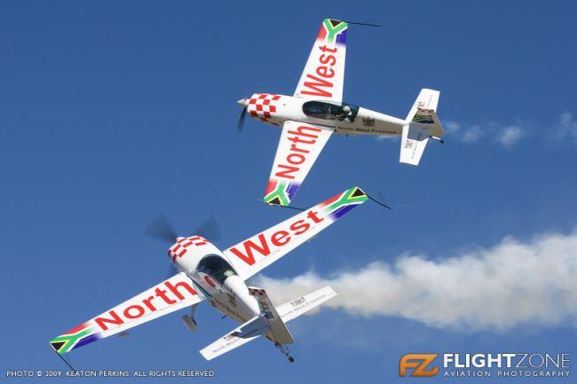 Walter Extra 300 ZS-EXT ZU-EXT Rand Airport FAGM