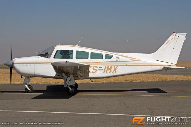 Beechcraft A24R Sierra ZS-IMX Rand Airport FAGM