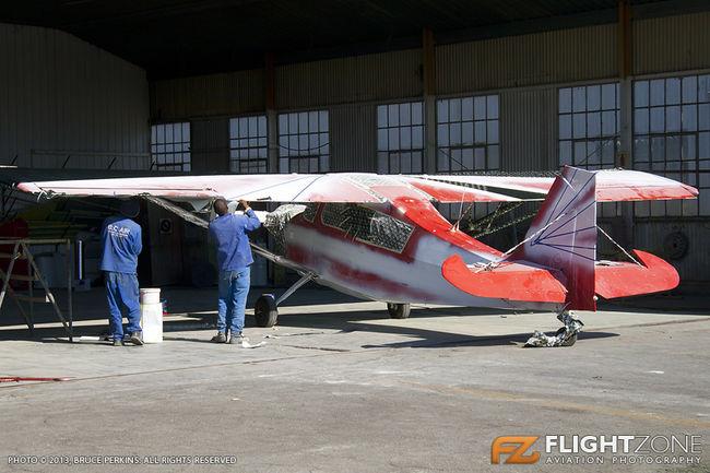 Super Decathlon N53757 Rand Airport FAGM