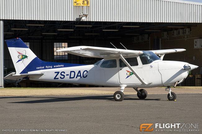 Cessna 172 Skyhawk ZS-DAC Rand Airport FAGM