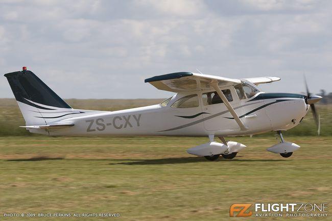 Cessna 172 Skyhawk ZS-CXY Bultfontein Airfield