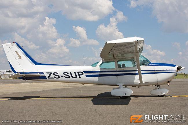 Cessna 172 Skyhawk ZS-SUP Rand Airport FAGM