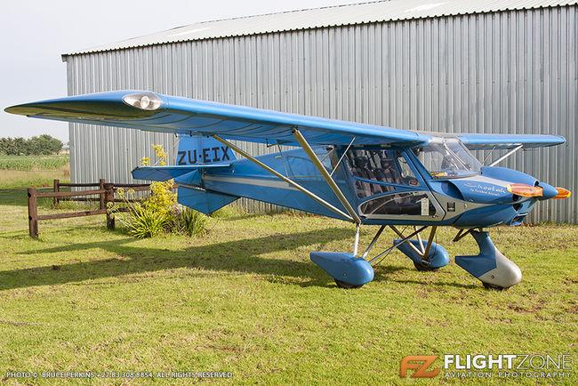 Rainbow Aircraft Cheetah ZU-EIX Petit Airfeld FARA