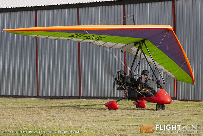 Antares MA-32 Trike ZU-CJC Petit Airfield FARA