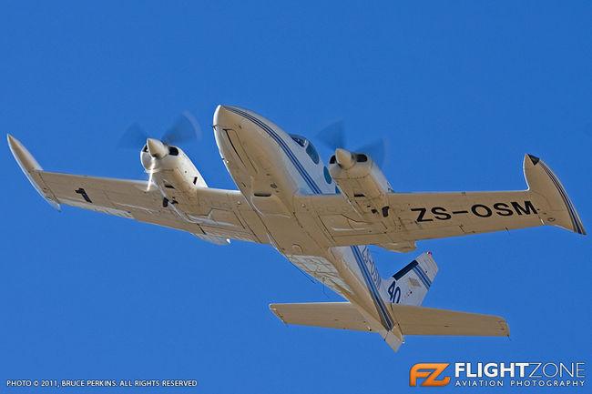 Cessna 340 ZS-OSM