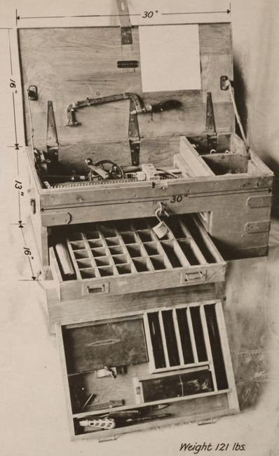 1918 US Army Tool sets