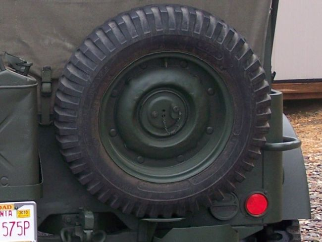 Spare Tire Lock Page 2 G503 Military Vehicle Message Forums