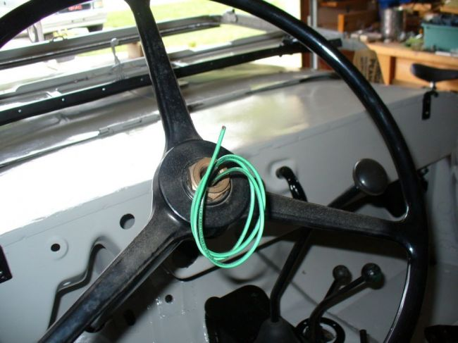 Horn on wiring - G503 Military Vehicle Message Forums Willys Horn Relay Wiring on willys horn assembly, willys wiring diagram, willys horn button,