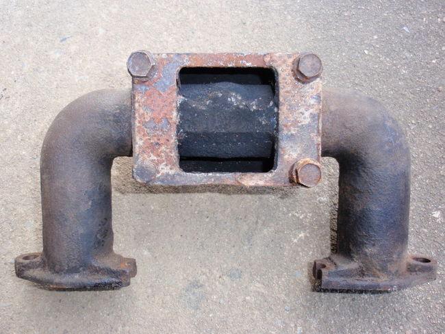 VEP inlet manifold gpw bottom