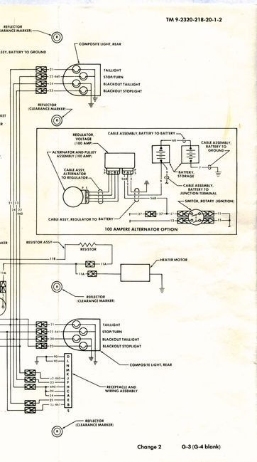 g838 owner s club • view topic m151 wiring diagram image