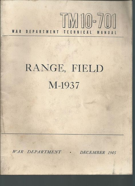 M1937 Field Range - G503 Military Vehicle Message Forums
