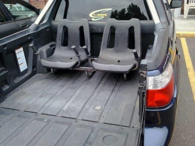 M274 Seats