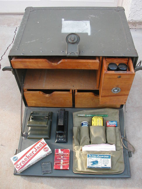 Dungeon Furniture The Trap, Military Field Desk Wwii ...