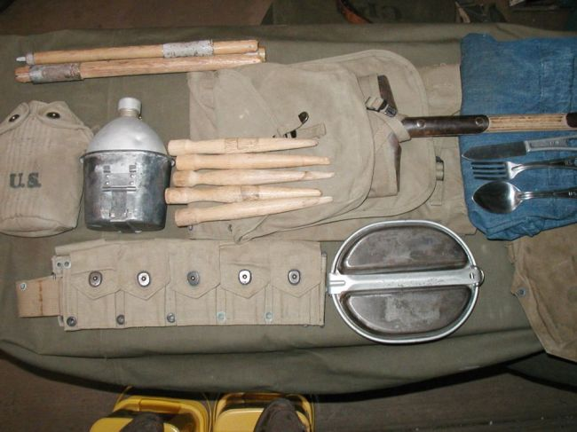 FS: Orig  WW2 Gear Lot SOLD - G503 Military Vehicle Message Forums
