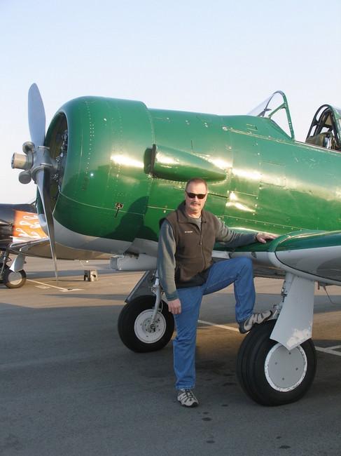 Warbird T-6D Texan