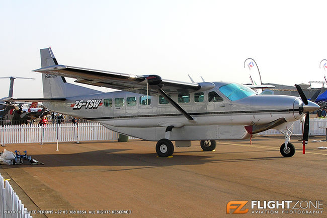 Cessna 208B Grand Caravan ZS-TSW Waterkloof Air Force Base FAWK