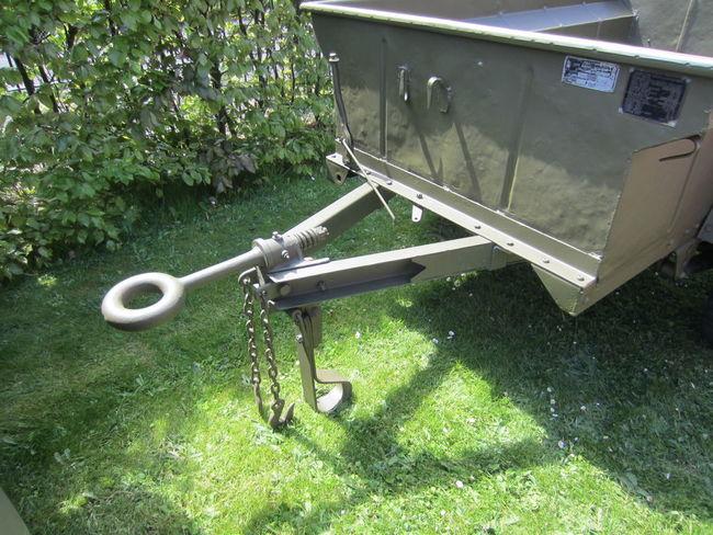 Trailer Tranportation Equipment