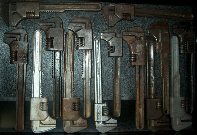 "11"" auto wrenches side 1"