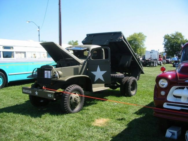 1944 Chevrolet Wench Truck For Sale  Car And Classic