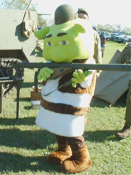 Panzer Shrek