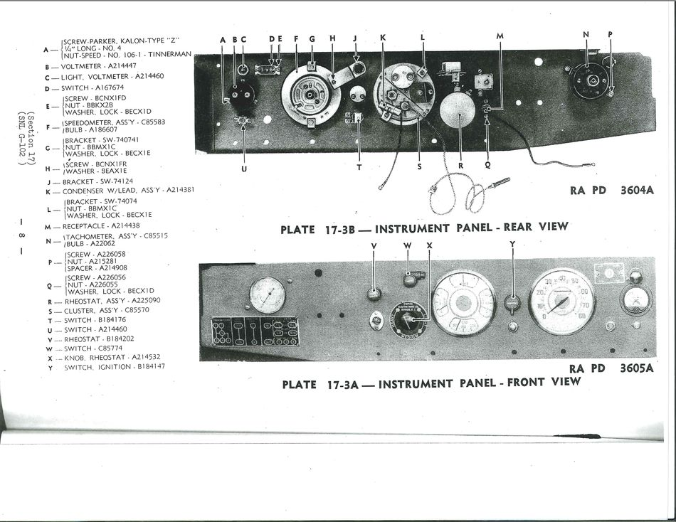 m38a1 wiring dash  m38a1  free engine image for user