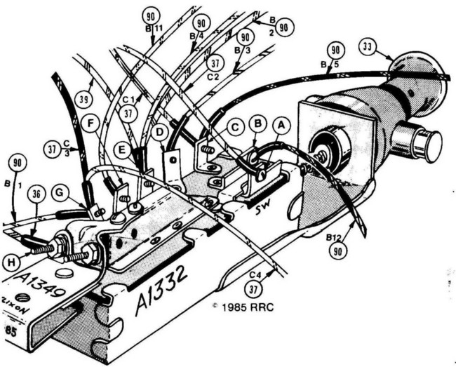1968 jeepster commando wiring diagram