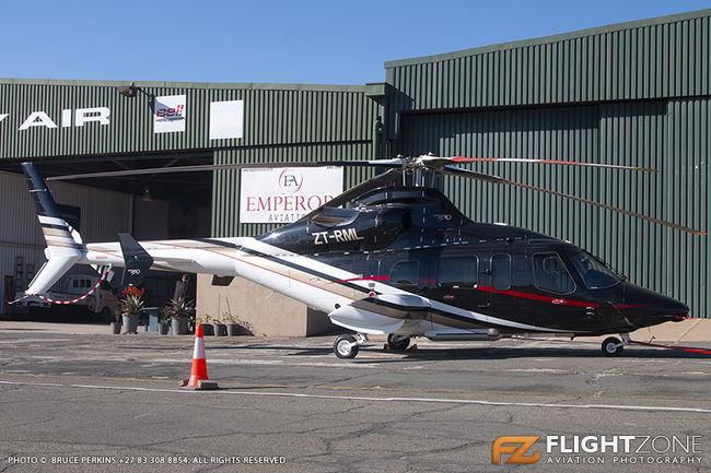 Bell 430 ZT-RML Rand Airport FAGM
