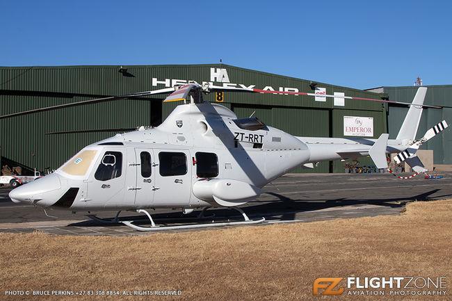 Bell 430 ZT-RRT Rand Airport FAGM ex D2-EYS N430JA
