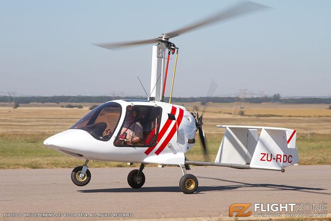 ABS Aerolight Xenon RT ZU-RDC Rhino Park Airfield