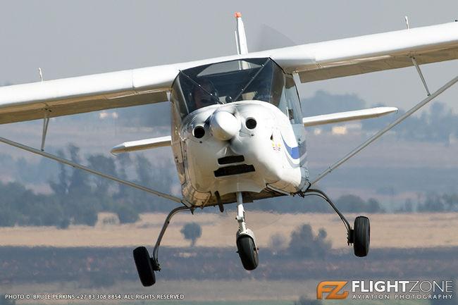 Ibis Aircraft SA GS 700 ZU-IBS Krugersdorp FAKR