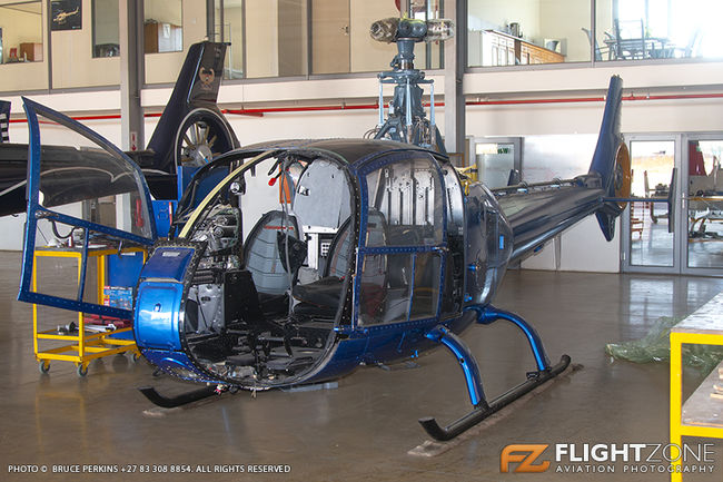 Aerospatiale SA-342L Gazelle ZU-RHH Rand Airport FAGM