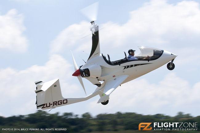 FD COMPOSITES GMBH ARROW COPTER AC10 ZU-RGO Kittyhawk Airfield FAKT