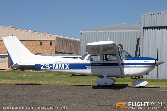 Cessna R172K Hawk XP ZS-MMX Rand Airport FAGM 172 Skyhawk