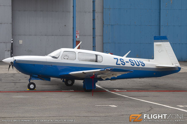 Mooney M20R Ovation ZS-SUS Rand Airport FAGM