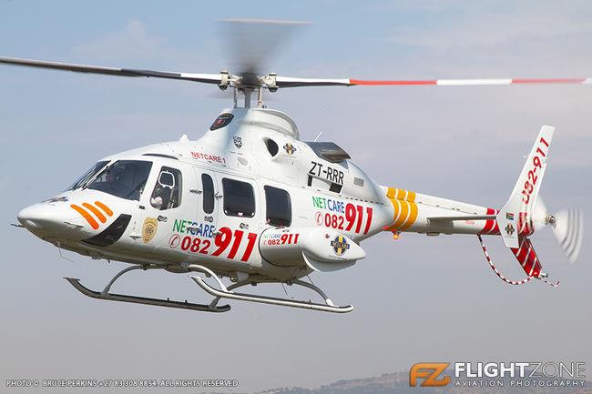 Bell 430 ZT-RRR Rand Airport FAGM