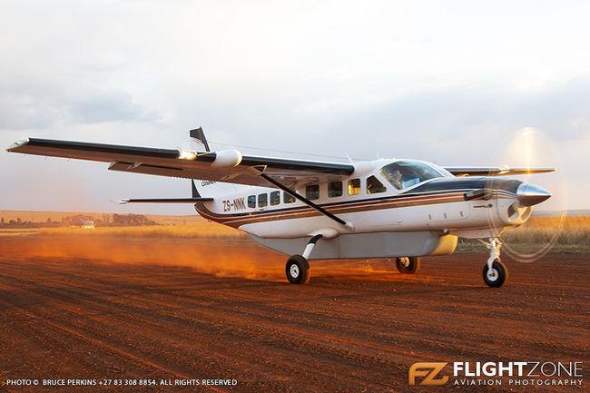 Cessna 208B Grand Caravan ZS-NNK Middelburg Airfield FAMB
